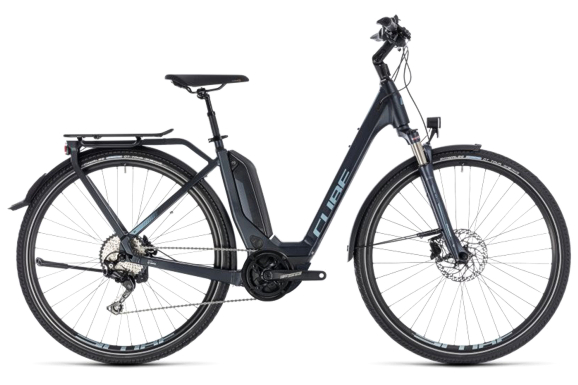 Cube ebikes, Life on Wheels