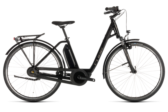 Cube Stereo Hybrid ebike, Life on Wheels