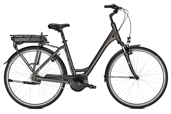 Kalkhoff Agattu ebike, Life on Wheels