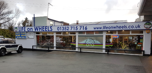 Life on Wheels Cycles and Pedal Bike Service Centre