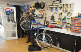 Cycle Servicing and Repairs